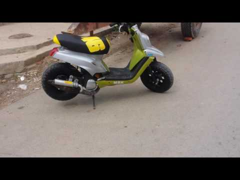 Booster 80 Cc Top Speed 120 Klm...!!