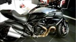 6. Ducati Diavel ''Cromo'' 162 hp 2012 * see also Playlist