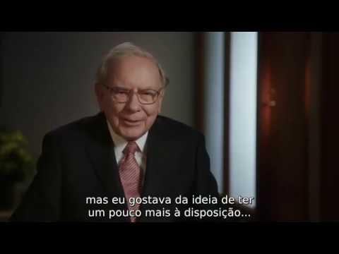 Becoming Warren Buffett - Legendado PT-BR - Como Ser Warren Buffet
