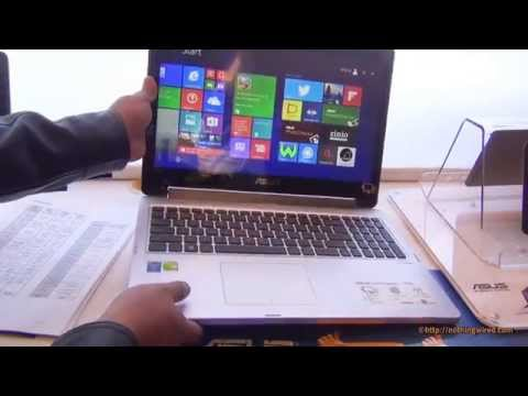 Asus Flip Book TP550LD Review: 15.6-inch Convertible Exclusive Hands on First Look