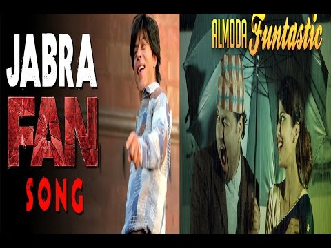 (Jabra fan + funtastic (pani paryo) | shahrukh khan | almoda rana | fan - Duration: 3 minutes, 46 seconds.)