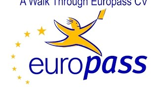 Europass CV Walk Through.