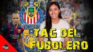 Checa el tag del futbolero y ve si coincides con las respuestas de Nidia. SuscríbeteSíguenos en nuestras redes sociales:Facebook: https://www.facebook.com/lahinchadapa...Twitter: https://twitter.com/lahinchadamxContacto: lahinchadapasion@gmail.comSigue a Nidia: Facebook: https://www.facebook.com/nidiacolin/Twitter: https://twitter.com/yiya28_cg