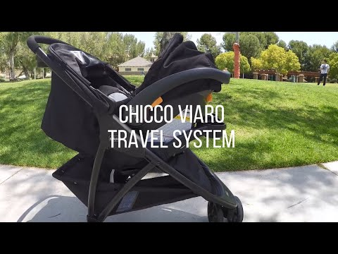 Chicco Viaro Stroller System Review 2016