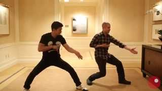 Video Iko Uwais and Gareth Evans teach 'The Raid 2' fight choreography MP3, 3GP, MP4, WEBM, AVI, FLV Januari 2019