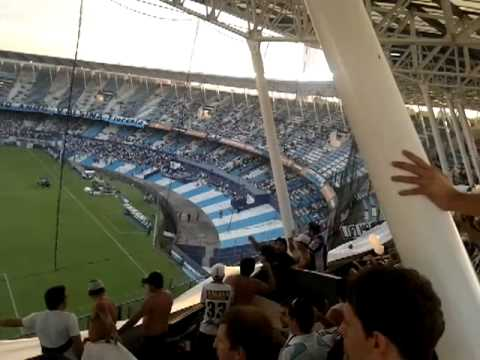 "All Boys - Racing (Avellaneda) ""Los Pibes Todos De La Cabeza"" - La Peste Blanca - All Boys"