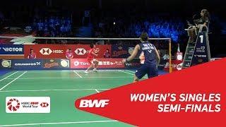 Download Video SF | WS | TAI Tzu Ying (TPE) [1] vs HE Bingjiao (CHN) [7] | BWF 2018 MP3 3GP MP4