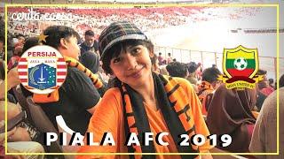 Persija VS Shan United 6-1 (Kemenangan untuk Alm. Fahreza)