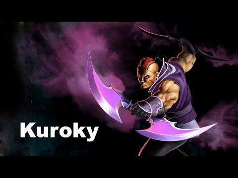 mage - Kuroky 6 Slotted Anti-Mage - Secret vs EG Starladder 10 Final Dota 2 Subscribe http://bit.ly/noobfromua.