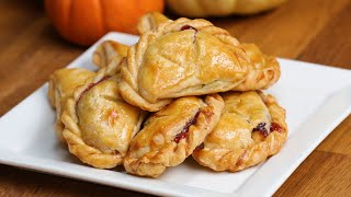 Thanksgiving Leftover Hand Pies by Tasty