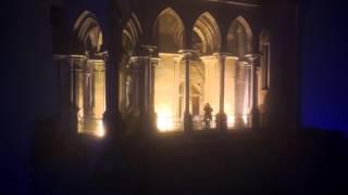 Guet De La Cathédrale De Lausanne Filmé Au Drone