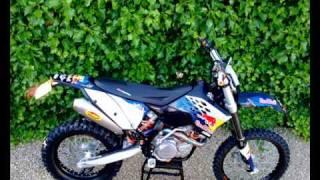 7. KTM 530 2010 EXC CHAMPIONS EDITION