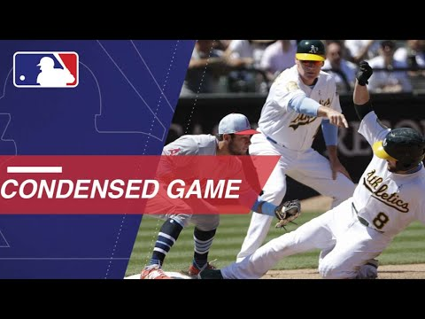 Condensed Game: LAA@OAK - 6/17/18