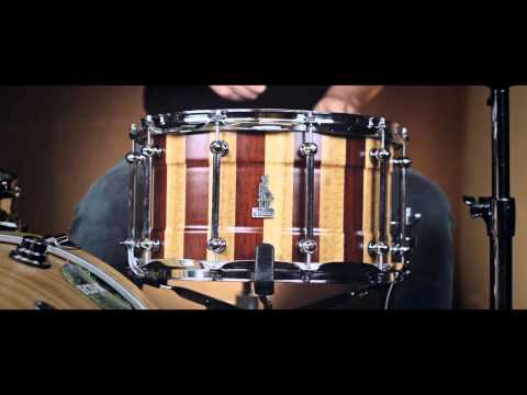 Brady 14x8 Baritone Block Hybrid Snare Drum