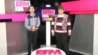 EFM ON TV 7 December 2013 - Thai TV Show