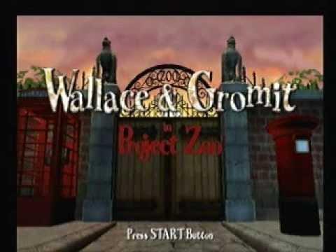 Wallace & Gromit dans le Projet Zoo PC