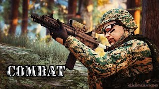 This short Combat scene features Special forces soldiers having an intense shoot out hostiles in a dense Forest environment.I made some epic military uniforms for the MP male character just like in my Fires of War Series and it uses different mods which is linked below.The name of this new series is still a secret ;)A GTA 5 Rockstar Editor Machinima----Like👍 and Subscribe📺 For more EPIC 🎬GTA 5 Machinimas movies or Films🎥!----Mods Used:- https://www.gta5-mods.com/player/the-russian-armed-forces- https://www.gta5-mods.com/player/chinese-special-forces- http://www.gtainside.com/en/gta5/mods/88888-bakas-realistic-weapons-sounds/Soundtracks:Production Music courtesy of Epidemic Sound: http://www.epidemicsound.com