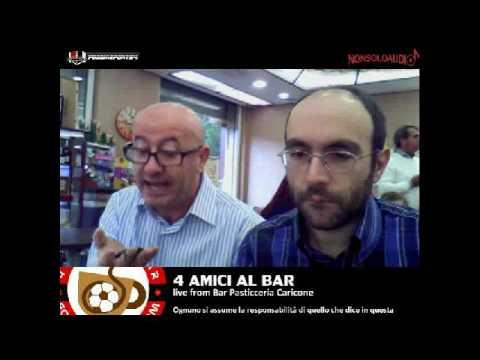 """8a 4 Amici al bar – """"Peppino, fifa e arena: Toro lento…"""""""