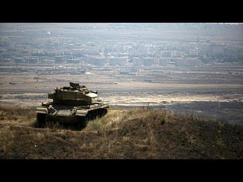 Plateau du Golan : raid israélien après une attaque liée à l'EI