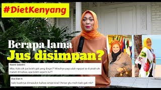 Video Berapa lama jus boleh di simpan? : Episode 39 MP3, 3GP, MP4, WEBM, AVI, FLV September 2019