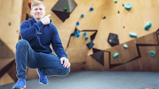 Could this be the Best home made climbing gym in Norway? by Magnus Midtbø