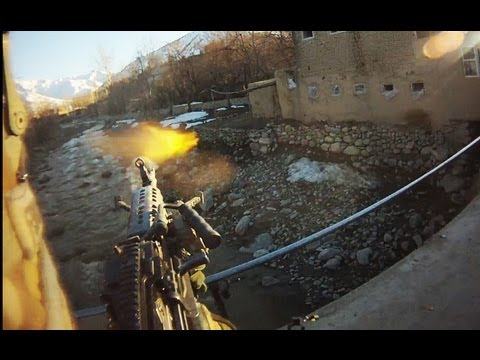 gunner - Click here http://bit.ly/10ezzW5 to SUBSCRIBE, and be notified when new combat videos are released, which is several times a week. FUNKER530 is the largest documentation of the war in Afghanistan...