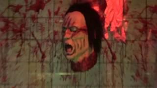 Our Haunted Butcher Shop Escape Room Halloween 2016