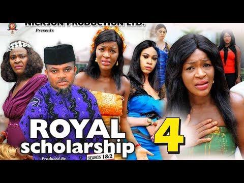 ROYAL SCHOLARSHIP SEASON 4 - Chacha Eke 2019 Latest Nigerian Nigerian Nollywood Movie