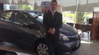 2013 Toyota Yaris Review By Sean Hebdon