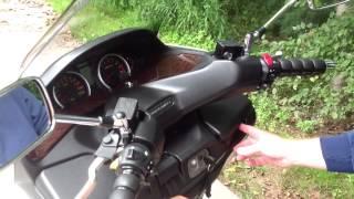 10. 2011 Suzuki Burgman AN400 with ABS for Sale!