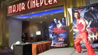 Nonton Mystic Blade Promo Tour Cinemas Bangkok 2014 Film Subtitle Indonesia Streaming Movie Download