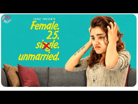 FEMALE 25 Unmarried (With Subtitles) | HEY PILLA | CAPDT | 4K