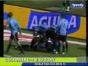 El Gol de Sebastián Eguren ante Colombia