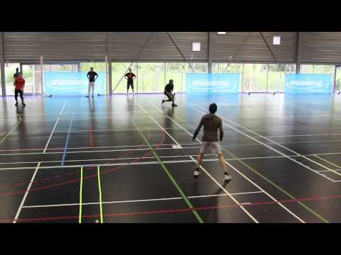 Speed badminton - Le premier tournoi étudiants de France