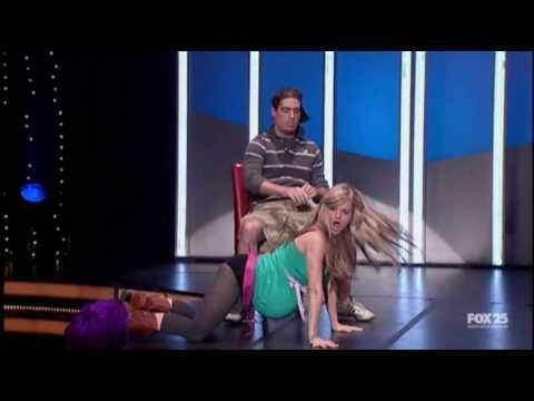 MADtv: Jamie Lynn Spears Lap Dancing