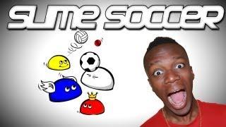 KSIOlajidebt Plays | Slime Soccer