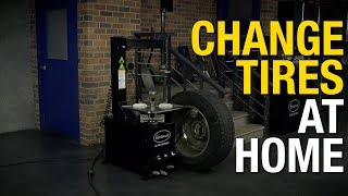Change Tires & Balance Wheels at home! Eastwood now offers tire changers and wheel balancers! Great for race shops, small shops and home hobbyists! Get a Tire Changer HERE:  http://www.eastwood.com/eastwood-swing-arm-tire-changer.html#utm_source=youtube&utm_medium=annotation&utm_campaign=2017-07-06&utm_content=Swing%20Arm%20Tire%20ChangerGet a Wheel Balancer HERE: http://www.eastwood.com/eastwood-electronic-wheel-balancer.html#utm_source=youtube&utm_medium=annotation&utm_campaign=2017-07-06&utm_content=Wheel%20Balancer The Eastwood Electronic Wheel Balancer brings the convenience and economy of a professional, high precision tire and wheel Balancer to the well-equipped DIY or race shop. Allows quick balancing and guidance for applying clip-on or stick-on weights to a variety of wheel types, sizes and materials.The Eastwood Tire Changer offers the ability to quickly and easily mount and dismount tires on most any steel or alloy wheels without damage. Constructed with the same pneumatic functions as other professional machines, this Tire Machine is ideal for the avid home hobbyist, race shop or small business.