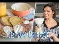 CREAM CHEESE DE KEFIR: receita caseira + como dessorar o kefir de forma prática