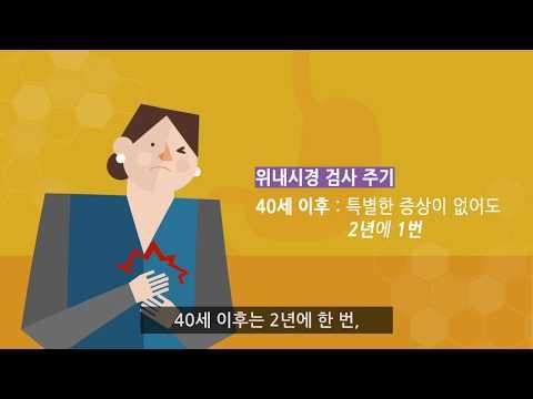 국민건강보험 일산병원 소화기내과, 내시경검사 안내