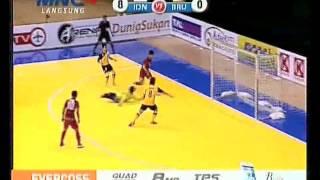 Video AFF Futsal Championship - INDONESIA 15 - 1 BRUNEI DARUSSALAM (FULL) MP3, 3GP, MP4, WEBM, AVI, FLV Februari 2018