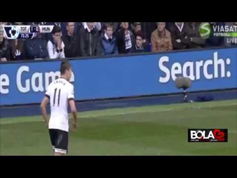 Highlights Tottenham vs Manchester Utd 3-0 10 April 2016