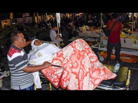 Νεκροί και τραυματίες μετά από σεισμό 7 ρίχτερ