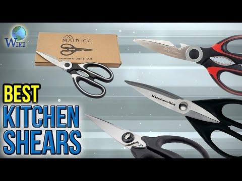 10 Best Kitchen Shears 2017