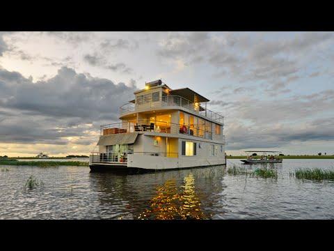 3 Days Zambezi River Houseboat Extension to ...