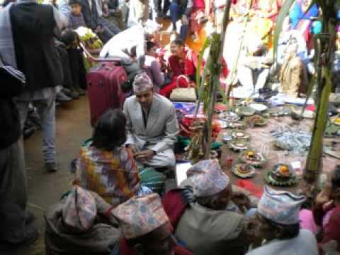 lookgeet - Madhav mainali and Karuna kherel wedding in Sundroti VDC.