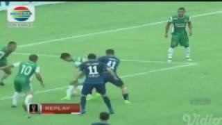 Highlights PS TNI vs Arema FC [0-4] Piala Presiden 16/02/2017