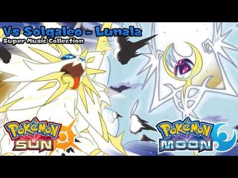 10 Hours Solgaleo & Lunala Battle Music - Pokemon Sun & Moon Music Extended