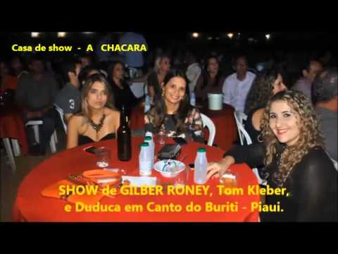 Canto do Buriti - GILBER RONEY e TOM CLEBER