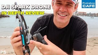DJI SPARK DRONE in depth REVIEW, (includes the