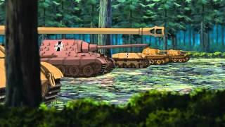 Video Girls Und Panzer The enemy tanks approach MP3, 3GP, MP4, WEBM, AVI, FLV Juli 2018